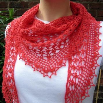 crochet shawl designs screenshot 1