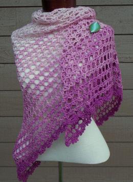 crochet shawl designs screenshot 2