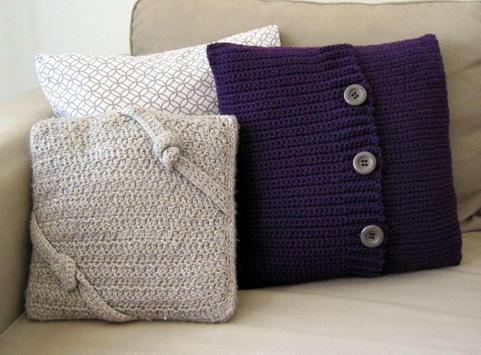 Crochet Pillow Ideas apk screenshot