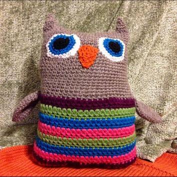 Crochet Pillow Ideas screenshot 4