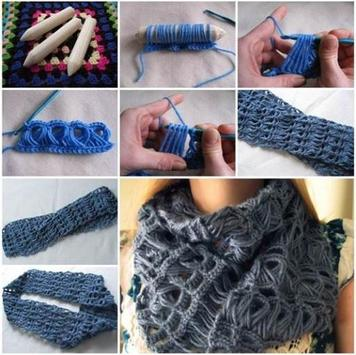 diy crochet projects poster