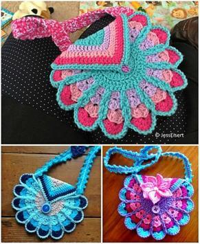 Crochet Purse Design Ideas screenshot 4