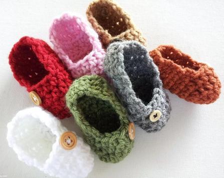 Crochet Slippers For Women screenshot 3
