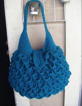 Crochet Stitch Design Ideas apk screenshot