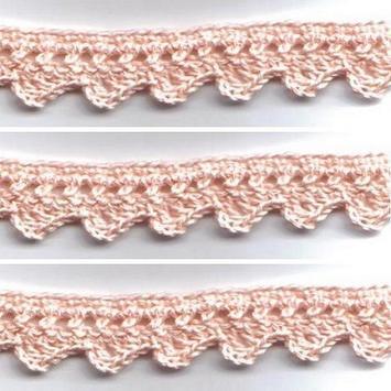 crochet stitches apk screenshot