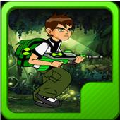Hero Ben Kid Shooter icon