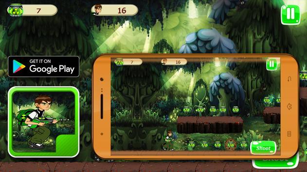 Hero Ben Kid Shooter screenshot 6