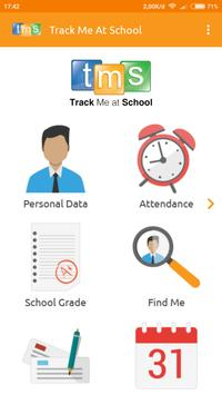 Track Me at School (TMS) poster
