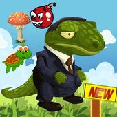 Crocodile Business Man icon