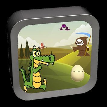 crocodile run - adventure apk screenshot