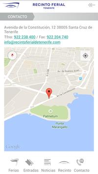 Recinto Ferial de Tenerife screenshot 1