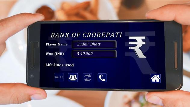 Crorepati 2018 : English हिंदी screenshot 7