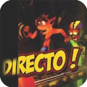 INFORMACIÓN Crash Bandicoot N icon