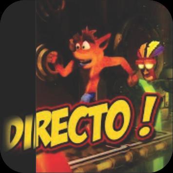 INFORMACIÓN Crash Bandicoot N apk screenshot