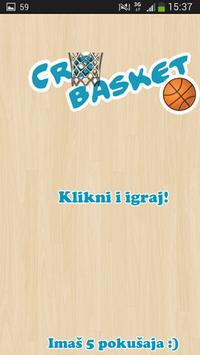 CroBasket apk screenshot