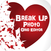 Break Up Photo Grid Editor icon