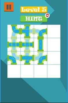 Crazy Pipes Puzzle 2D screenshot 4