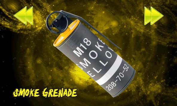 CS Grenades poster