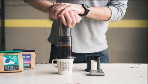 Manual Coffee Brewing Techniques screenshot 3