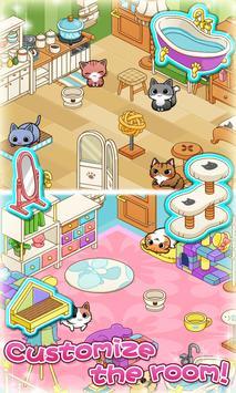 Cat Room - Cute Cat Games 截圖 3