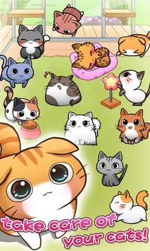 Cat Room - Cute Cat Games 截圖 1