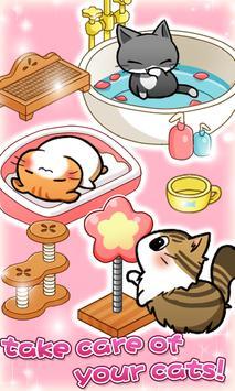 Cat Room - Cute Cat Games 截圖 2
