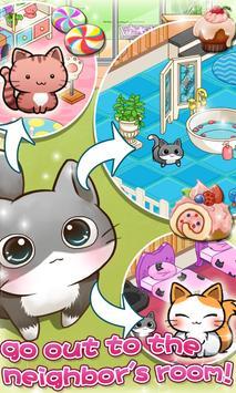 Cat Room - Cute Cat Games 截圖 7