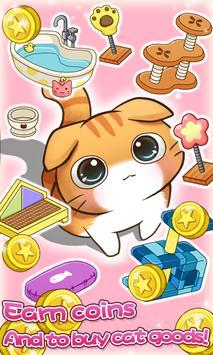 Cat Room - Cute Cat Games 截圖 4