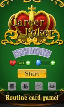 Career Poker poster