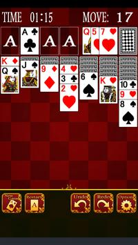 Solitaire Klondike apk screenshot