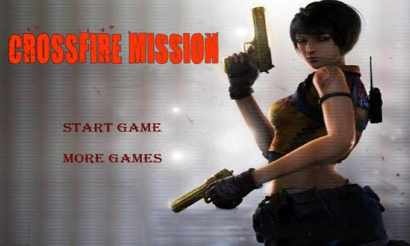 Crossfire Mission poster