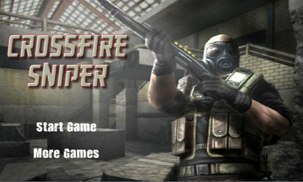 CrossFire Sniper poster