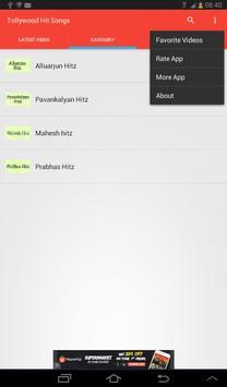 Tollywood Hit Songs apk screenshot
