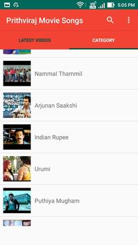 Prithviraj Movie Songs screenshot 3