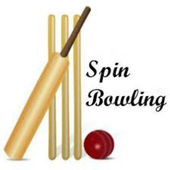 Cricket Coaching Spin Bowling icon