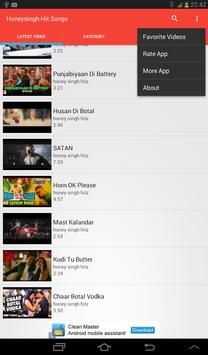 Honeysingh Songs apk screenshot