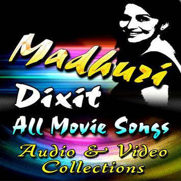 Madhuri Dixit Movie Songs poster