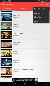 Punjabi Hit Songs apk screenshot
