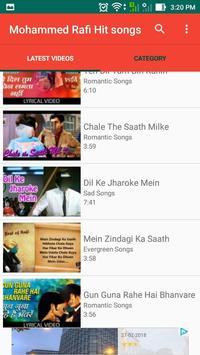 Mohammed Rafi Hit Songs screenshot 2