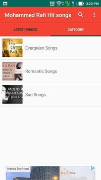Mohammed Rafi Hit Songs screenshot 3