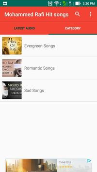 Mohammed Rafi Hit Songs screenshot 5