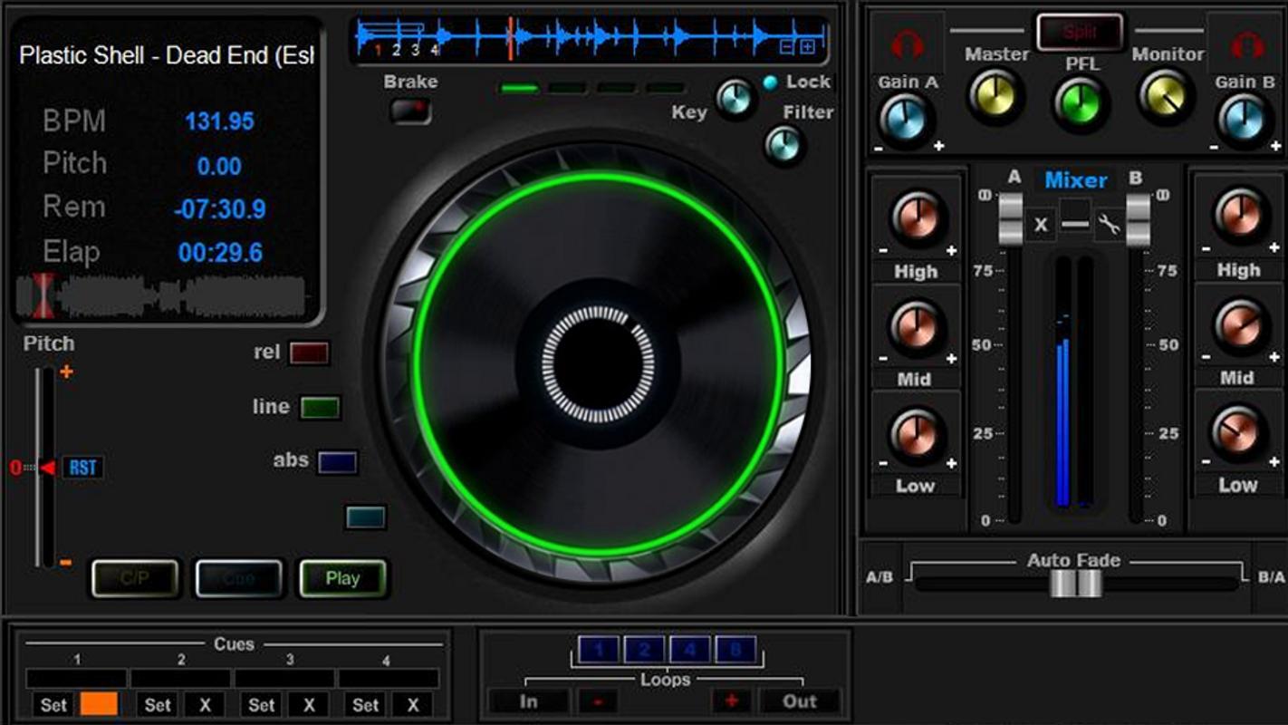 Virtual dj pro apk | Virtual DJ 8 3 Build 4787 Crack With Serial