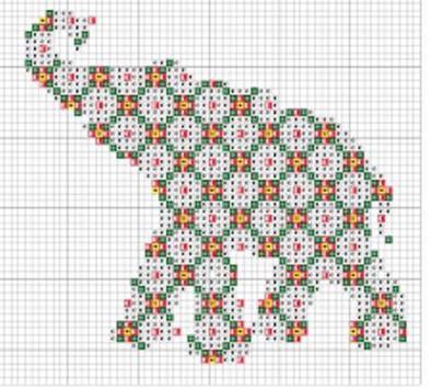 cross stitch patterns screenshot 3