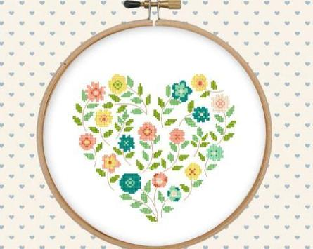 Cross Stitch Pattern screenshot 3