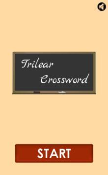 Trilear Crossword poster