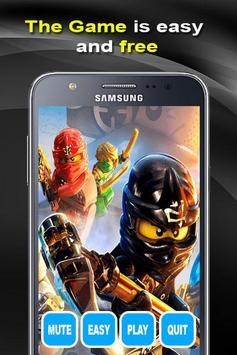 Lego Ninja Fighter Heroes screenshot 1