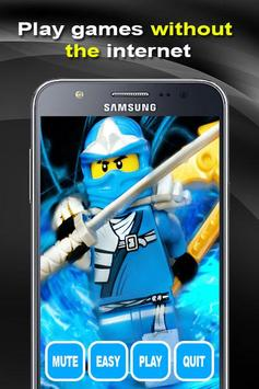 Lego Ninja Fighter Heroes screenshot 2