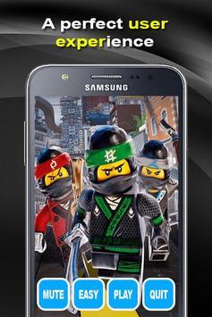 Lego Ninja Fighter Heroes screenshot 3