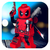 Lego Deadpoo Legendary Combat icon