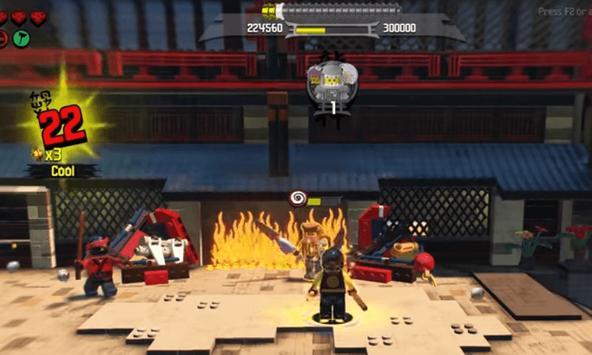 Crossword LEGO Ninjago Assasin screenshot 1